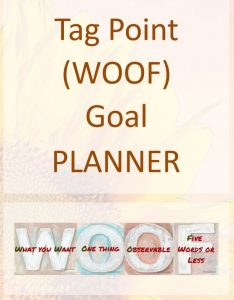 woof planner cover