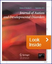 autism journal cover
