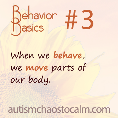 autism aba behavior parenting