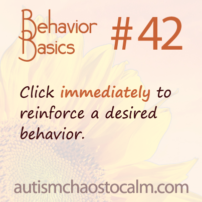 autism, tagteach, applied behavior analysis, behav basics 42