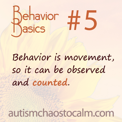 behav basics 5
