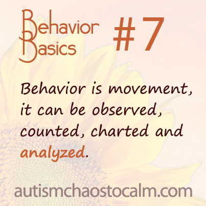 behav basics 7