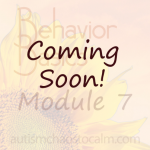 behav basics coming soon