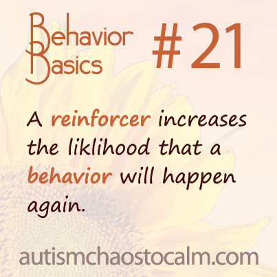 autism tagteach behavior basics