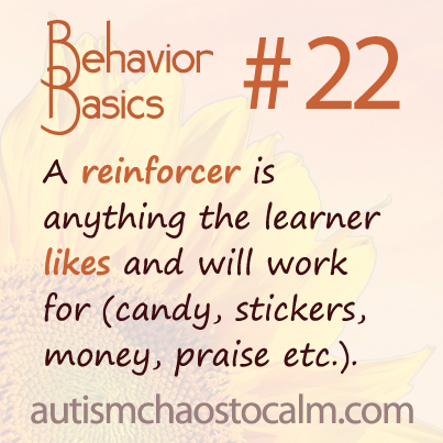 autism tagteach behavior basic