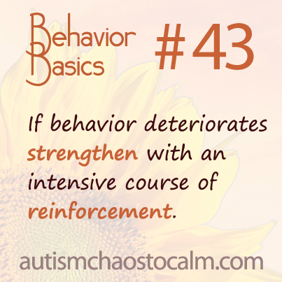 autism, tagteach, behavior basic, applied behavior analysis