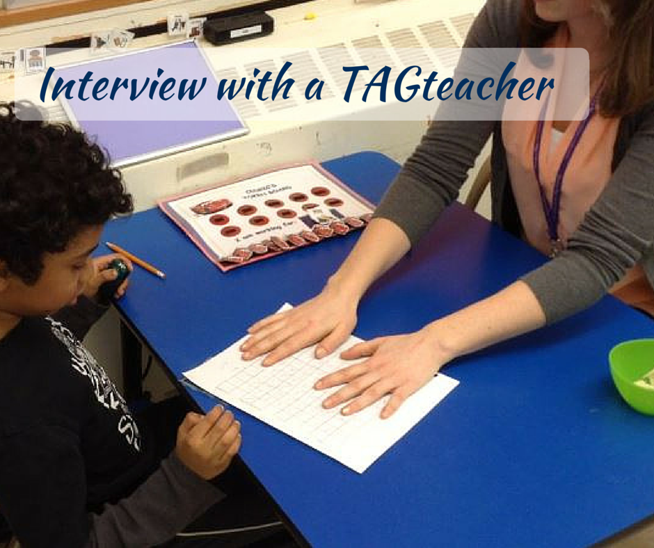 Interview with a TAGteacher
