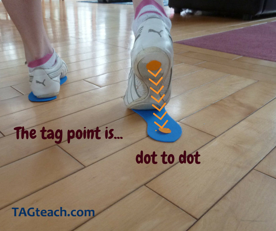 toe-walking-tag-point